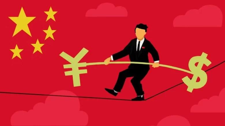 Stumbling Chinese economy