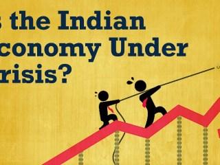 economic-crisis in India