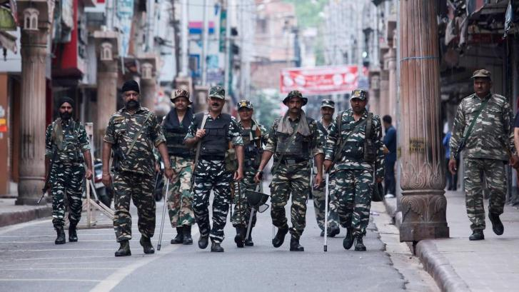 Kashmir return to normalcy