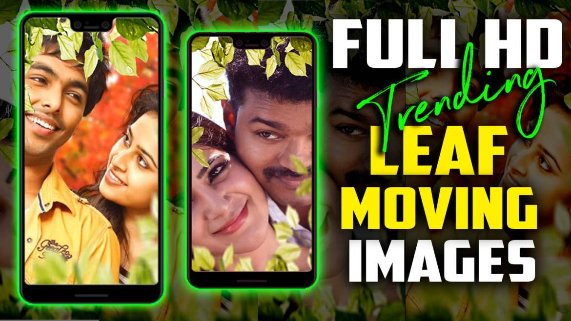 Moving Leaf With Image Full HD Animation in Alight motion Tutorial in Tamil   Alight Motion MOD APK 3.4.3-Paid Subscription Unlocked