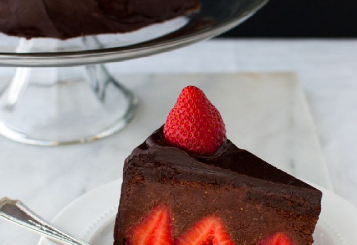 Chocolate Strawberry Mousse Cake Taming Of The Spoon