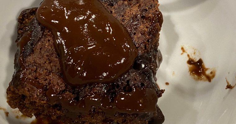 Treat Tuesday-Fudge Cake