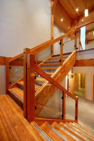 Stair System Materials Tamlin International Homes Ltd