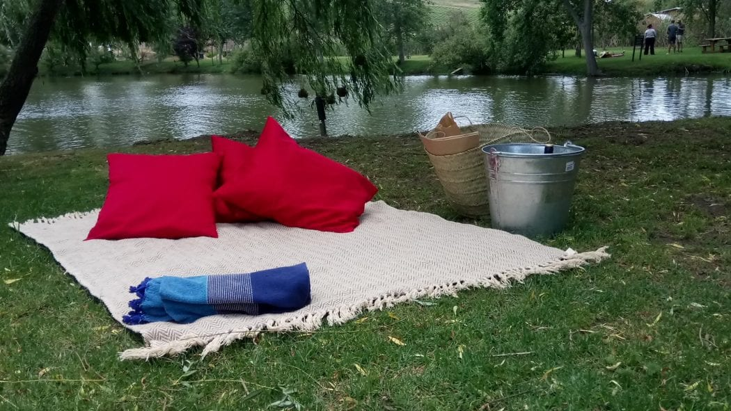 Picnic Review: Stunning farm picnic at Spier