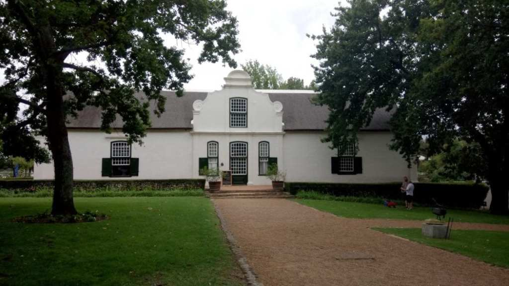 boschendal-manor-house