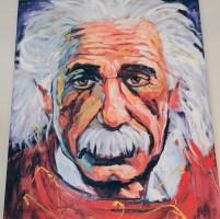 Hi, Einstein by Tammie Riley
