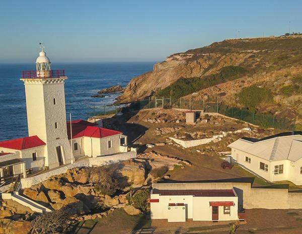 Cape St Blaze Lighthouse Mossel Bay