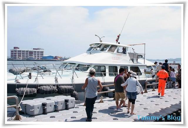 《澎湖旅遊》桶盤嶼。只是個過客