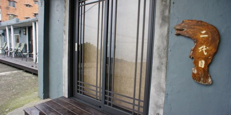 《九份民宿》雨天晴鄉村民宿 - 二代目 日式風格雙人房