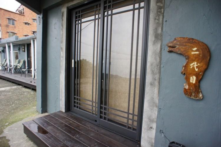 《九份民宿》雨天晴鄉村民宿 – 二代目 日式風格雙人房