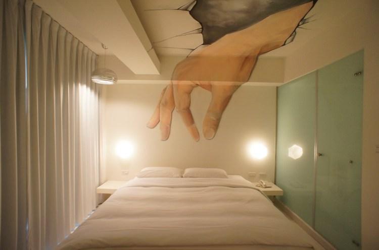 《高雄》艾卡設計旅店 802 Original 創意雙人房