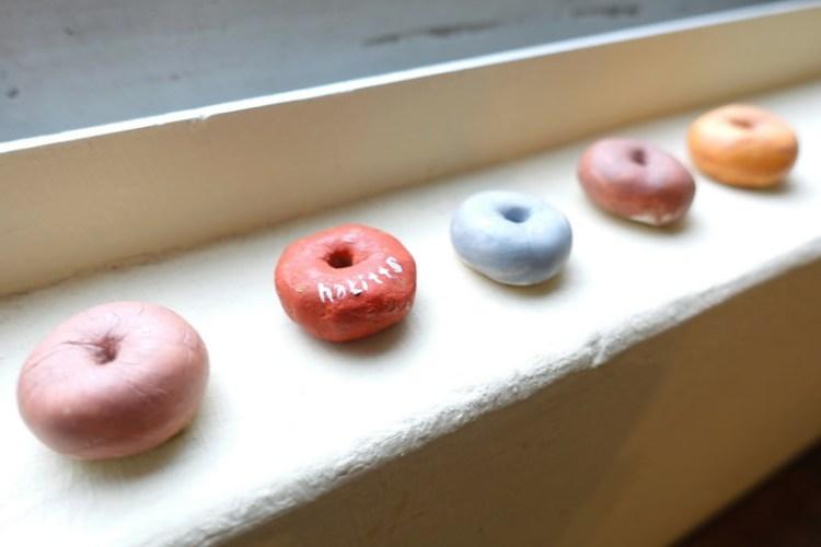 《台北甜點》haritts donuts 來自東京的甜甜圈 終於在台北吃到囉!