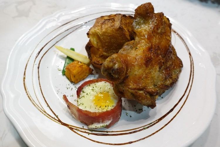 《台南美食》BON Brunch 老宅裡的美味台南早午餐