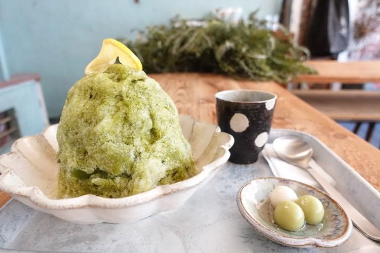 《台南美食》Kokoni Kakigori日式刨冰 ici系列四 老屋老件再延讀