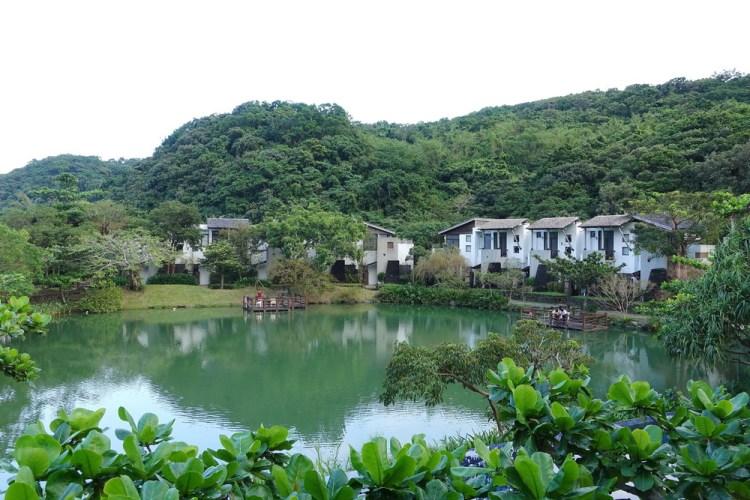 《屏東住宿》旭海 牡丹灣Villa Diumie villa真實的秘境