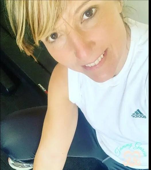 Tammy Cuthbert Garcia - A Good Long Run Today