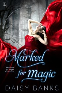 Daisy MarkedForMagic Cover