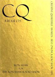 ron shaw cq award