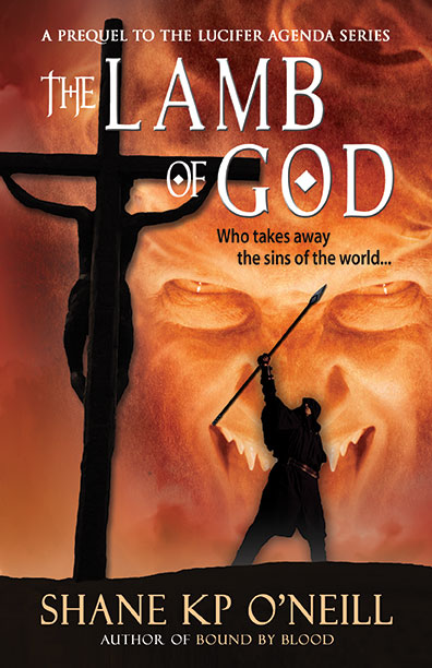 Shane O Neill Full Size Cover Lamb-of-God---Shane-O'Neill-(Lucifer-Agenda-Book-0)