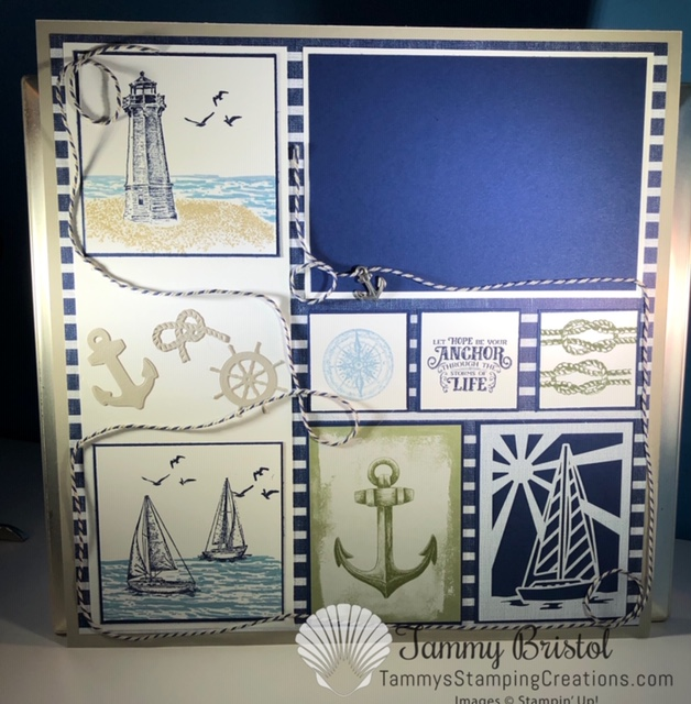 Tammy's Stamping Creations Stampin' Up! Sailing Home Annual Catalog 2019-2020