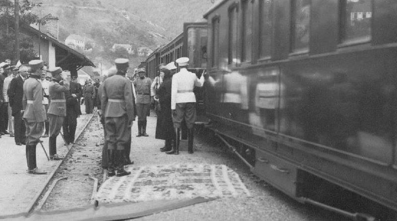 Изгубљени српско-хрватско-босаснски коридор