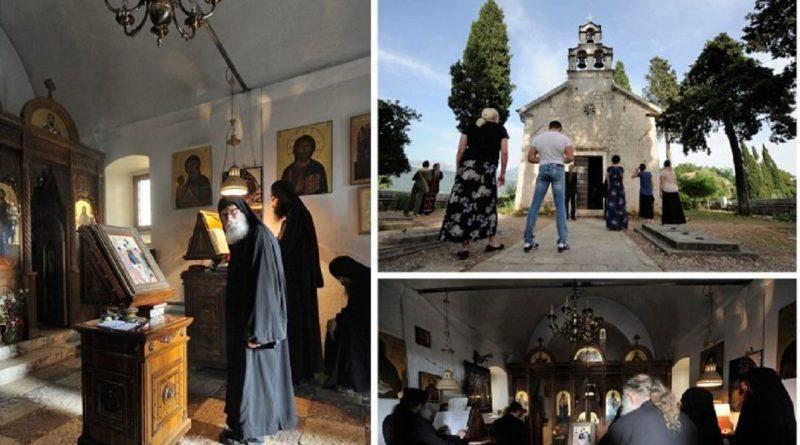 Стразбур адреса за заштиту цркава у Црној Гори
