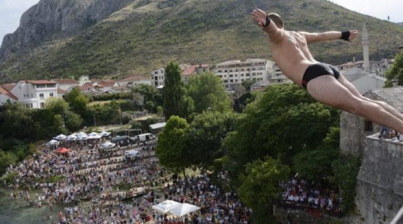 Ужичанин победник скокова са Старог моста