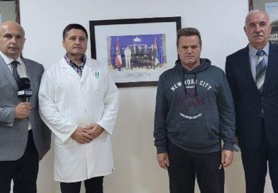 Srbi iz Austrije na lečenju u Banji Koviljači