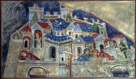 53-Ulazak-u-Jerusalim-detalj-grad-Ravanica