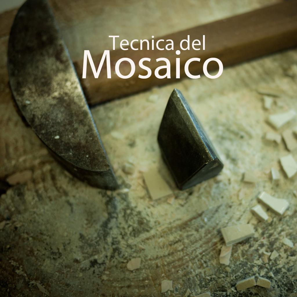 Come Costruire Un Mosaico tecnica del mosaico |