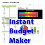 Instant Budget Maker