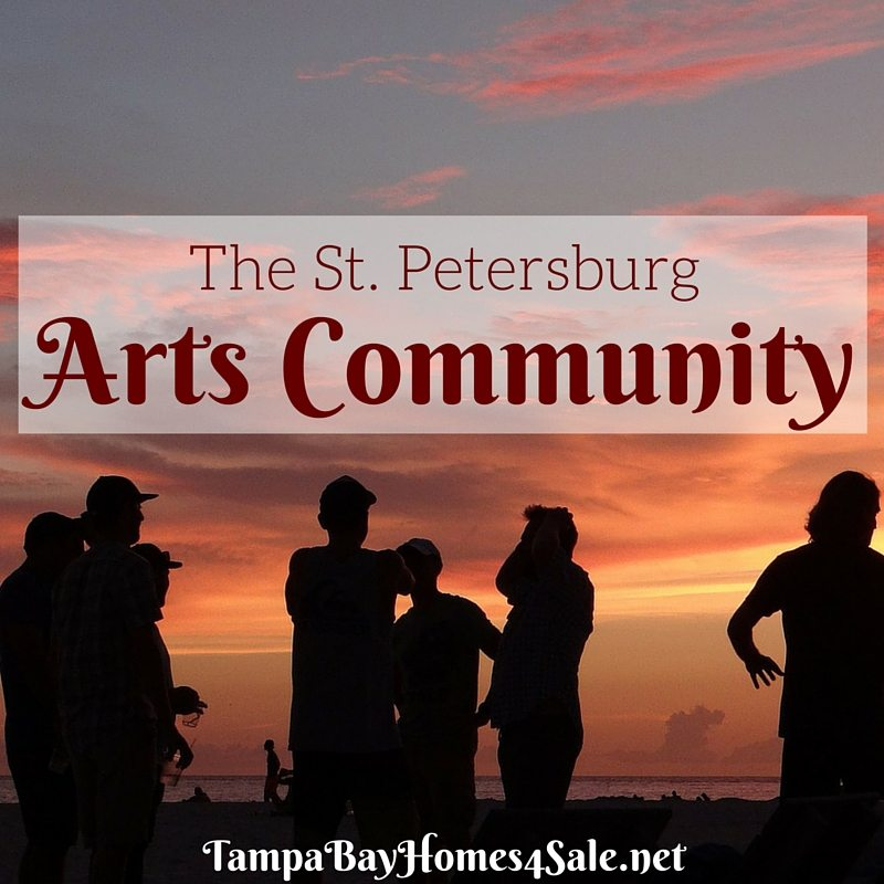 St Petersburg Arts Community