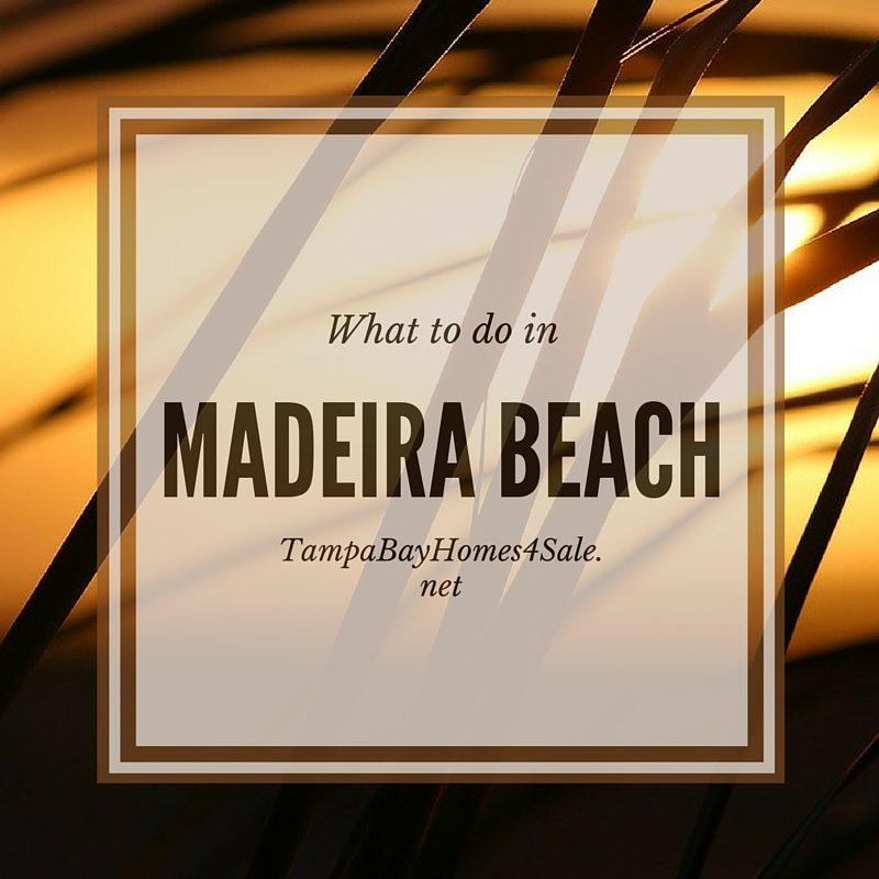 What to do in Madeira Beach - Madeira Beach Homes for Sale