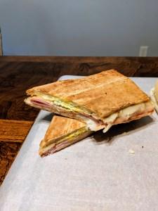 Cuban Sandwich from West Tampa Sandwich Shop