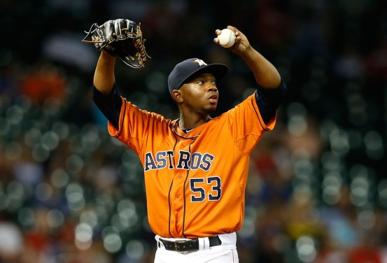 The Rays acquired LHP Wesley Wright off waivers Monday. Wright averaged a strikeout an inning while making 54 appearances, most for a lefty in the American League.