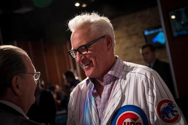 Former manager, and current turncoat, Joe Maddon.