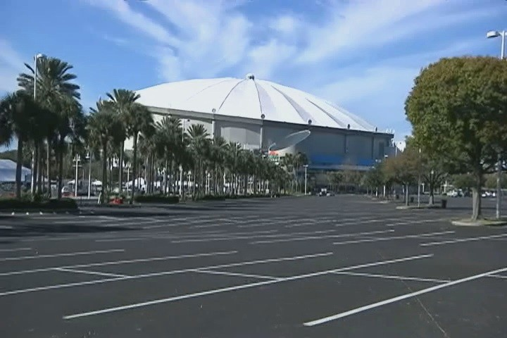 Rays principal owner Stuart Sternberg has long said the team could not be financially viable in Tropicana Field but the contract with the city prevented any stadium search from happening legally.