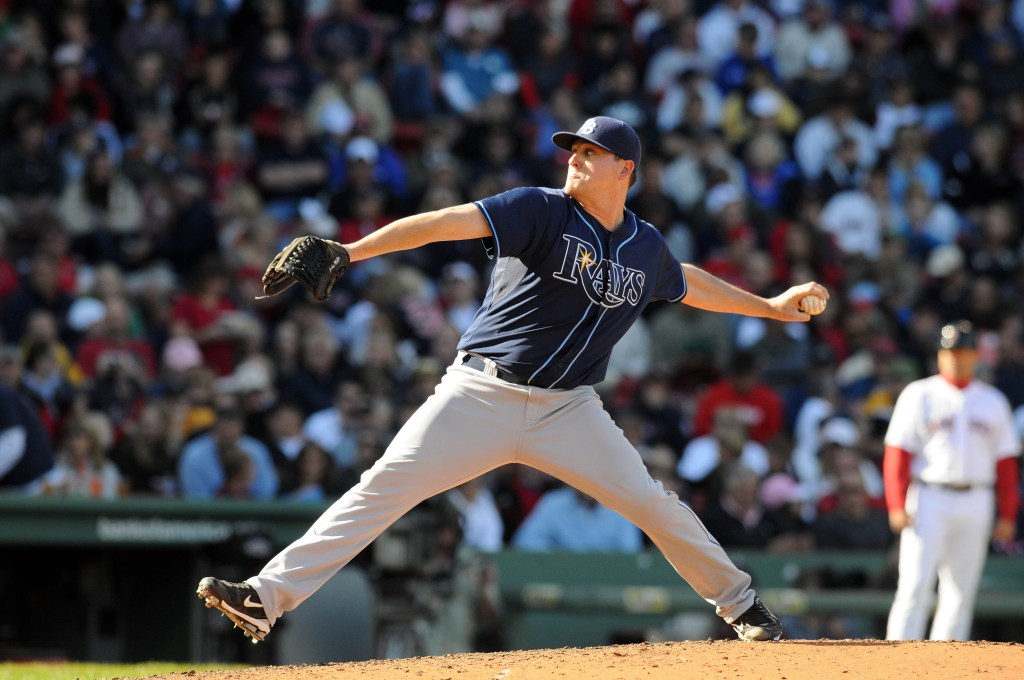 Jake McGee: Trade candidate? (Photo Credit: Darren McCollester)