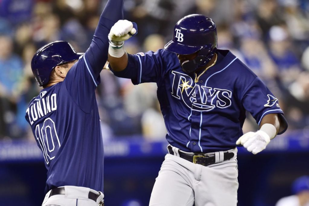 940d460d4 That the Rays finished their nine-game road trip with a 7-2 record is  reason enough to celebrate.