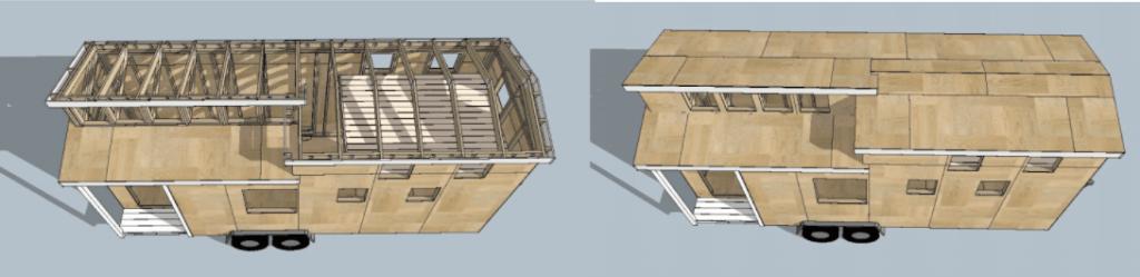 The Breeze Model Tiny Home - Tampa Bay Tiny Homes