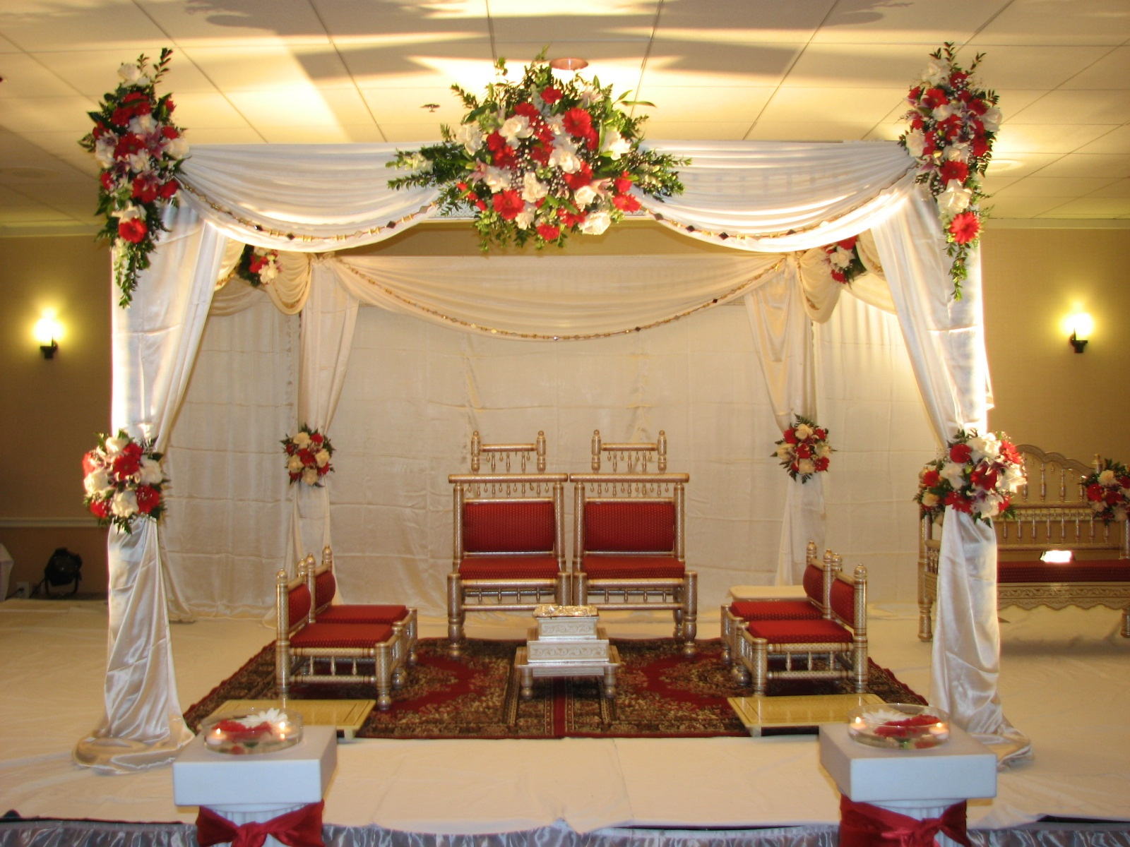 Indian Wedding Decorations Tampa