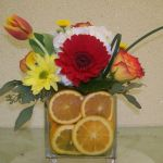 Citrus Centerpieces