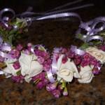 Flowers headpiece band