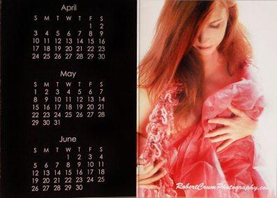 April Calender May