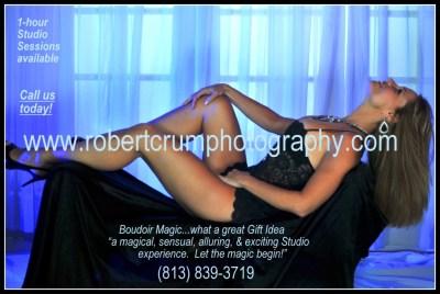 Tampa Bay Housewive boudoir magic studio sessions