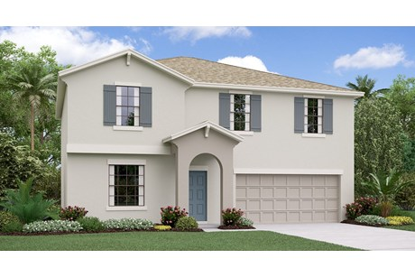 Zephyrhills Florida New Homes Communities