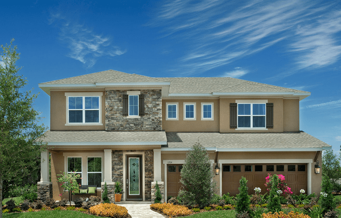 New Homes 2015 -2016 in Zephyrhills Florida