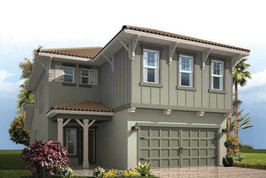 New Homes 2015 -2016 in Hillsbough County Florida