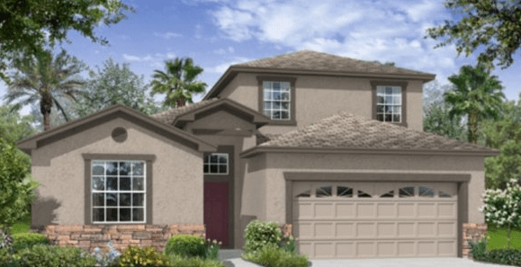 Concord Station : Wellington Estates by Lennar from $230,990 - $316,990 Land O Lakes, FL 34638