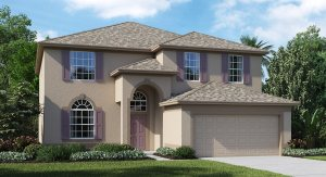 Concord-Station/Wellington-Estates/Catalina 3009 sq.ft. 6 Bedrooms 3 Bathrooms 2 Car Garage 2 Stories Land O Lakes Florida
